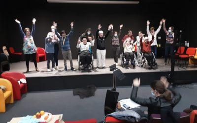 """Théâtre à la MAS* """"Les chants d'Eole"""""""