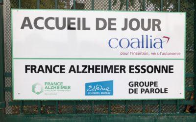 Accueil des jeunes malades d'Alzheimer à SAINT-CHERON (91)