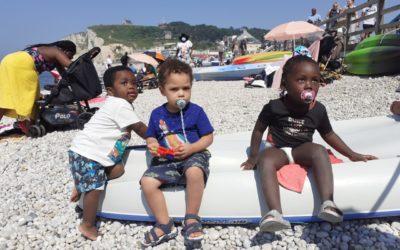 Escapade en Normandie pour les résidents de 2 CHU